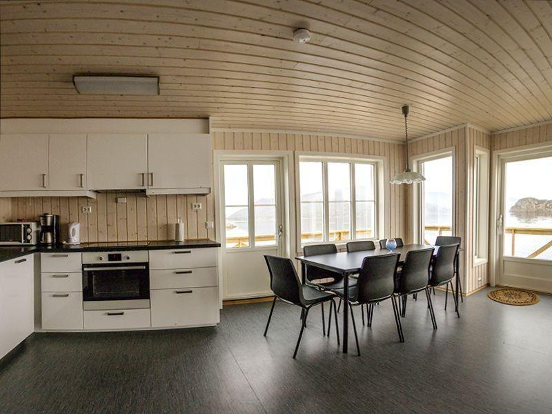 Angelreisen Norwegen 42416-419 Bessaker Küche + essen