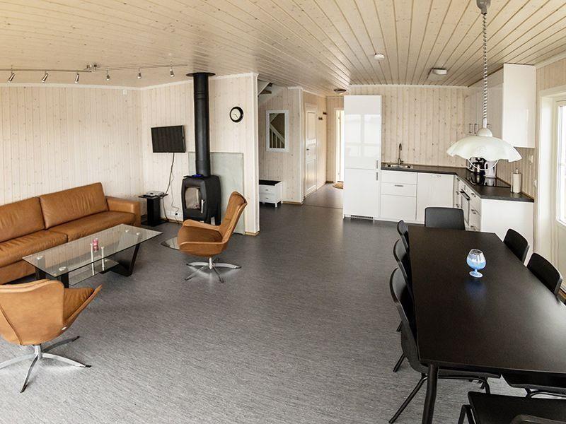 Angelreisen Norwegen 42416-419 Bessaker wohnen + essen