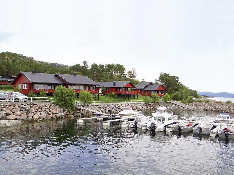 Angelreisen Norwegen 42471-42485 Kvisterø Hafen