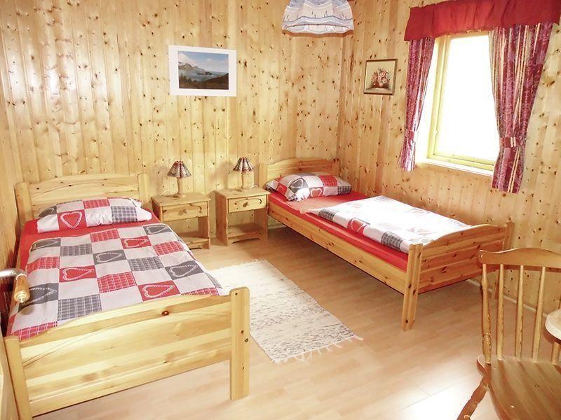Angelreisen Norwegen 42471 Kvisterø Schlafen