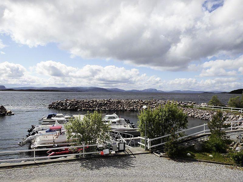 Angelreisen Norwegen 42473 Kvisterø Aussicht