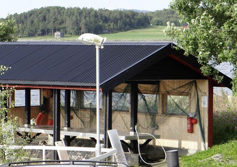 Angelreisen Norwegen 42471-42485 Kvisterø Filetierhaus