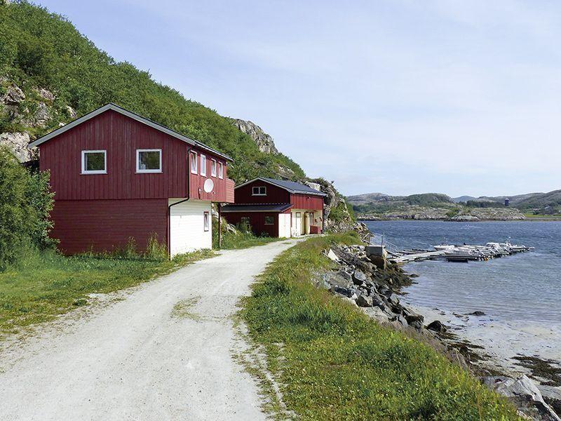 Angelreisen Norwegen 42501 Skjærgård Ansicht