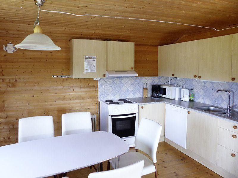 Angelreisen Norwegen 42501 Skjærgård Küche