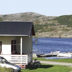 Angelreisen Norwegen 42521-522 Skjærgård Ansicht + Blick zum Hafen