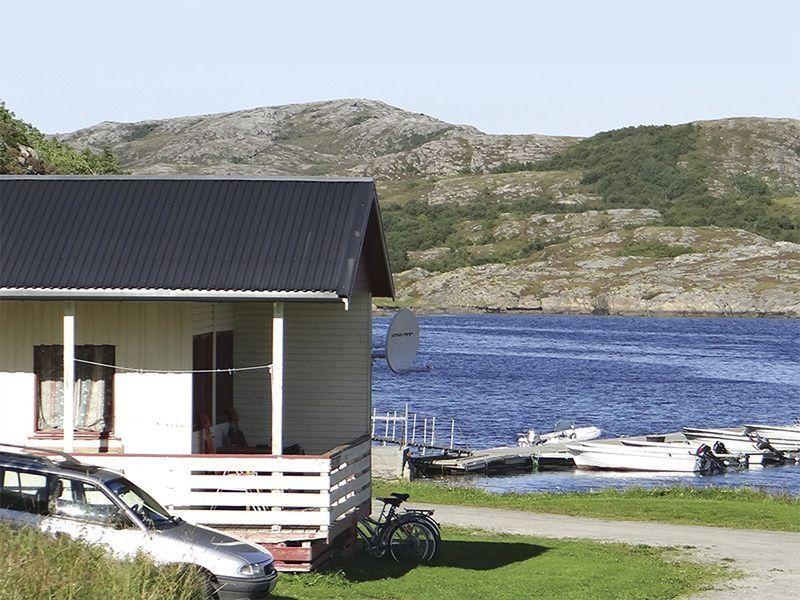 Angelreisen Norwegen 42521-42522 Skjærgård Ansicht + Blick zum Hafen