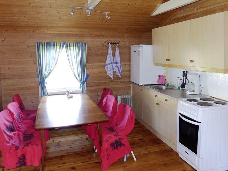 Angelreisen Norwegen 42521-42522 Skjærgård Küche