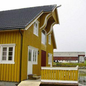 Angelreisen Norwegen 42601-602 Løvøen Gård Ansicht