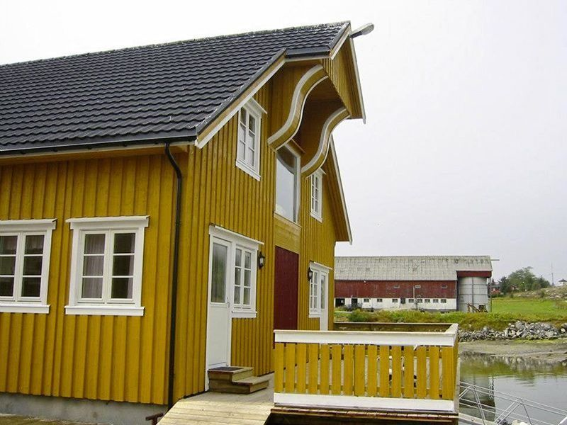 Angelreisen Norwegen 42601-42602 Løvøen Gård Ansicht