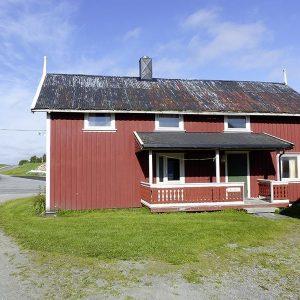 Angelreisen Norwegen 42604 Løvøen Gård Ansicht