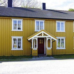 Angelreisen Norwegen 42608-42610 Løvøen Gård Ansicht