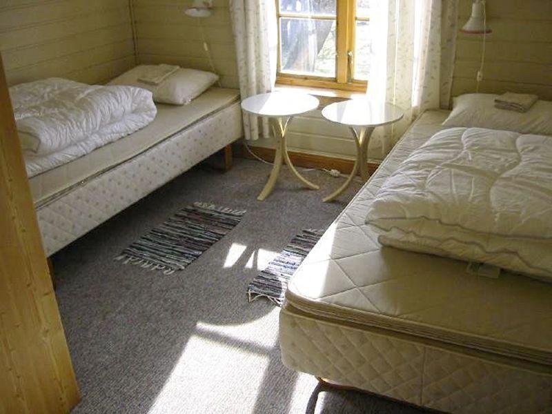 Angelreisen Norwegen 42609 Løvøen Gård schlafen