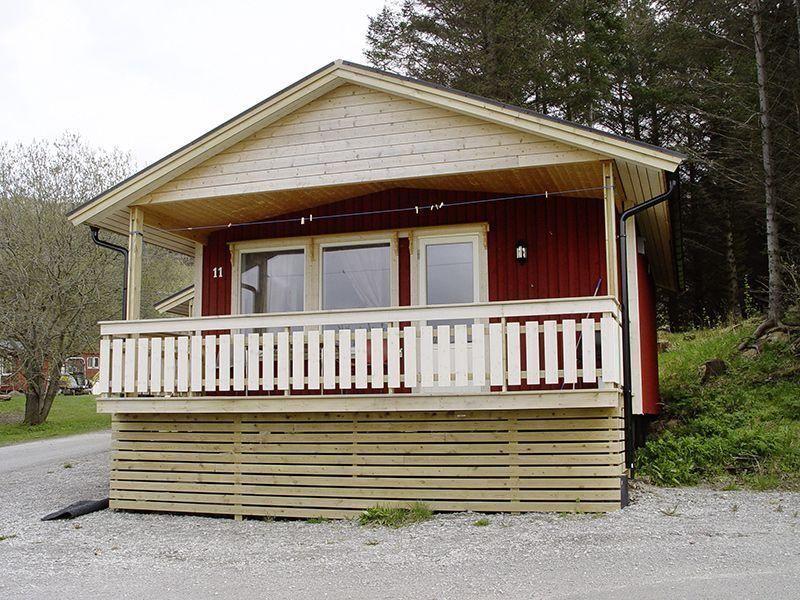 Angelreisen Norwegen 42894 Vennesund Brygge Ansicht