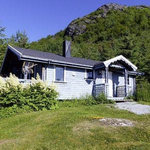 Angelreisen Norwegen 42910 Bjørnvika Natursenter Ansicht