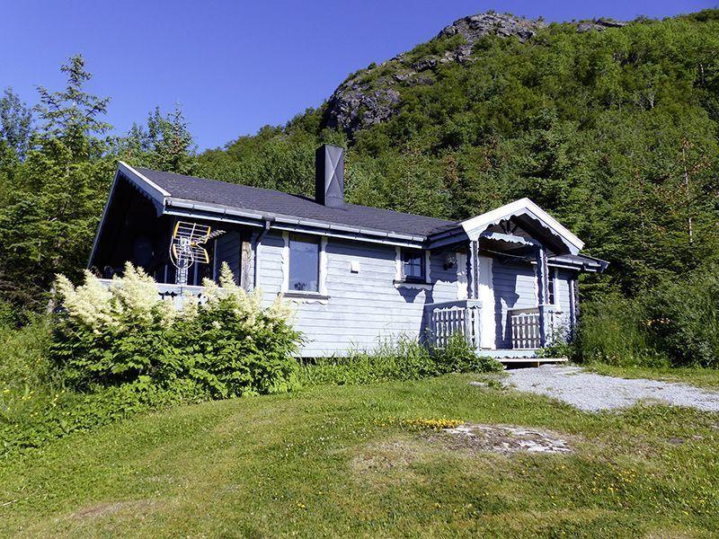 Angelreisen Norwegen 42910 Bjørnvika Natursenter Ansicht1