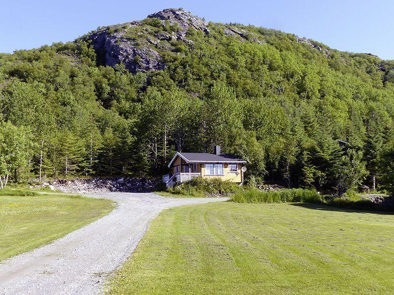 Angelreisen Norwegen 42920 Bjørnvika Natursenter Ansicht