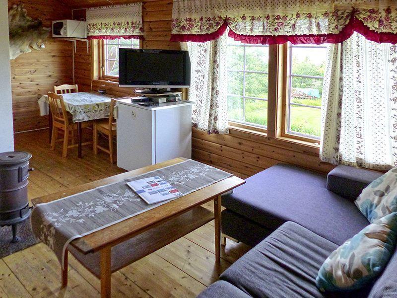 Angelreisen Norwegen 42920 Bjørnvika Natursenter wohnen1