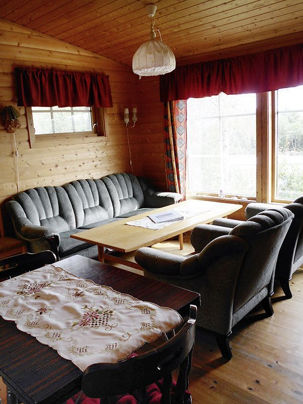 Angelreisen Norwegen 42930 Bjørnvika Natursenter wohnen