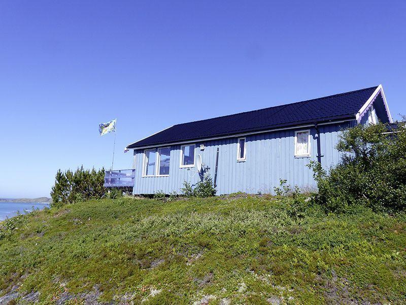 Angelreisen Norwegen 42980 Bjørnvika Natursenter Ansicht