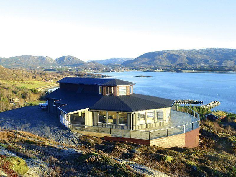 Angelreisen Norwegen 42990 Bjørnvika Natursenter Ansicht