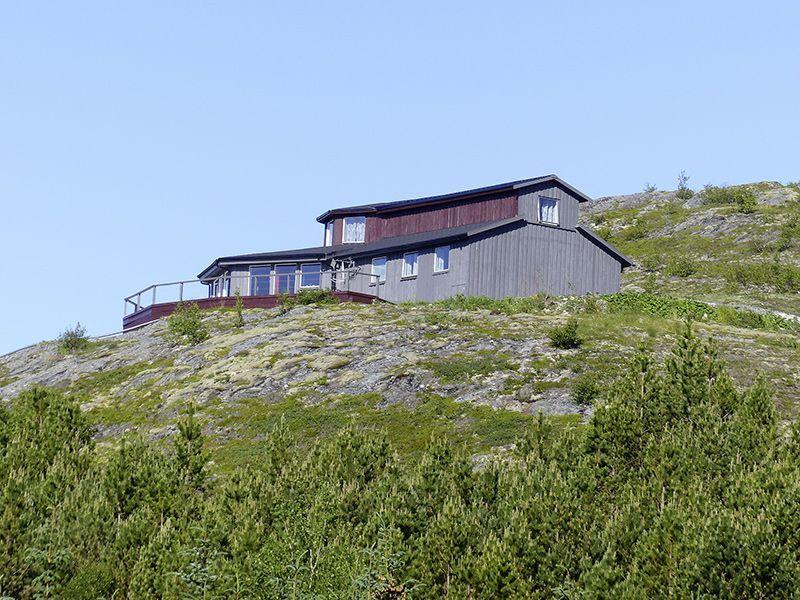 Angelreisen Norwegen 42990 Bjørnvika Natursenter Ansicht2