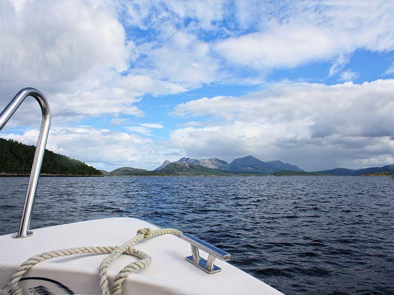 Angelreisen Norwegen 43200-250 Hamarøy Fiskecamp Panorama2