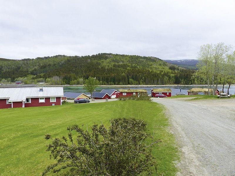 Angelreisen Norwegen 43200-250 Hamarøy Fiskecamp Panorama1