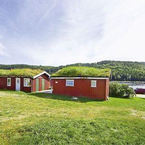 Angelreisen Norwegen 43210-220 Hamarøy Fiskecamp Ansicht