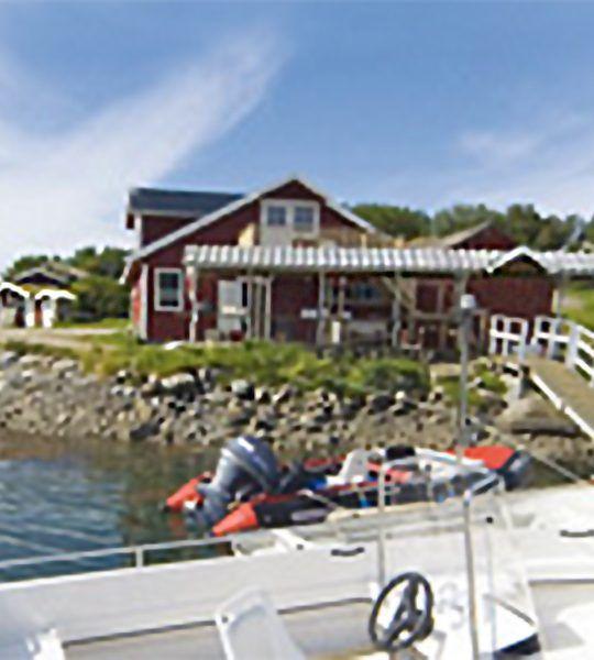Angelreisen Norwegen 43230 Hamarøy Fiskecamp Ansicht