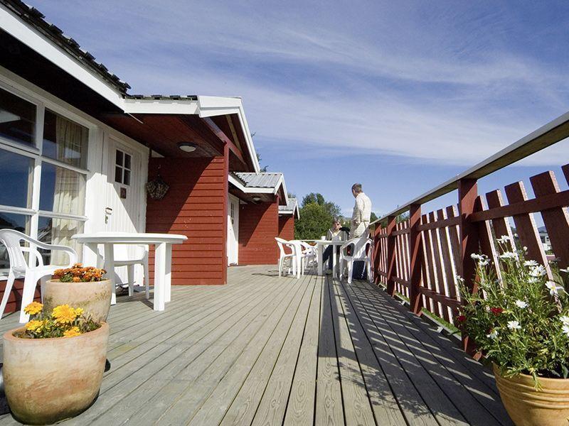 Angelreisen Norwegen 43241-246 Hamarøy Fiskecamp Ansicht