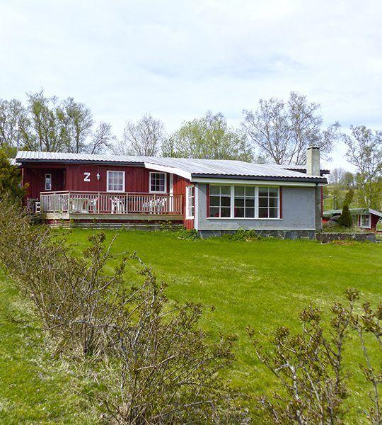 Angelreisen Norwegen 43250 Hamarøy Fiskecamp Ansicht