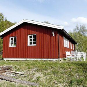 Angelreisen Norwegen 42307 Gangstøstranda Hausansicht