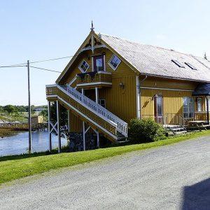 Angelreisen Norwegen 42605-42607 Løvøen Gård Ansicht