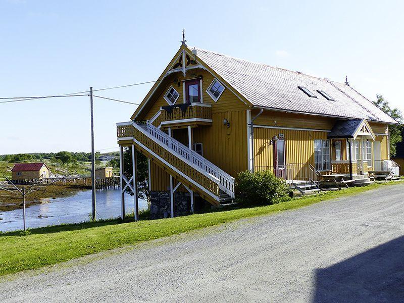 Angelreisen Norwegen 42605-607 Løvøen Gård Ansicht