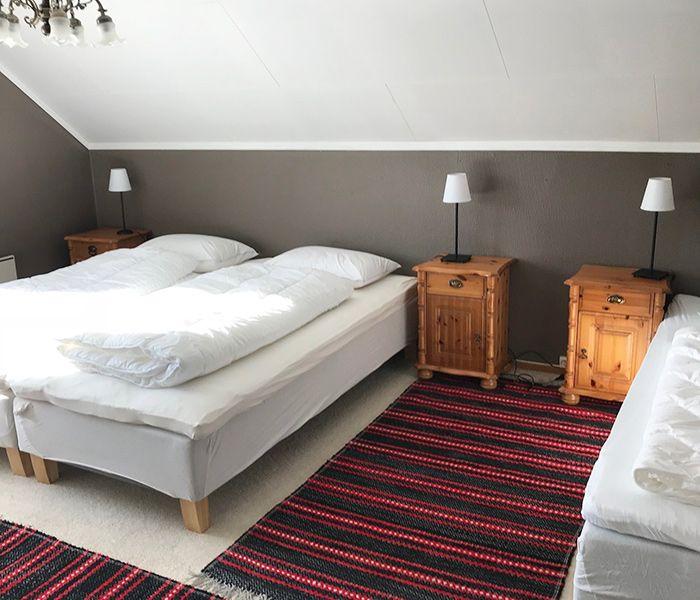 Angelreisen Norwegen 41776 Ferienhäuser Nerås Schlafen