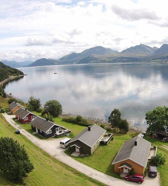 Angelreisen Norwegen 41641-645 Liset Feriesenter Panorama