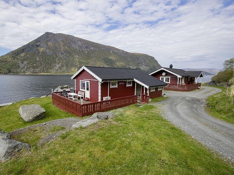 Angelreisen Norwegen 41525 Grendabu Ansicht