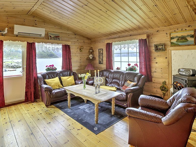 Angelreisen Norwegen 41525 Grendabu Wohnen