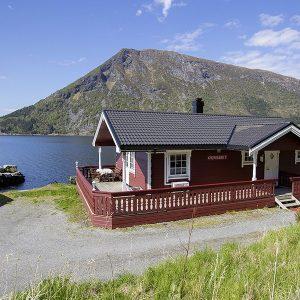 Angelreisen Norwegen 41526 Grendabu Ansicht