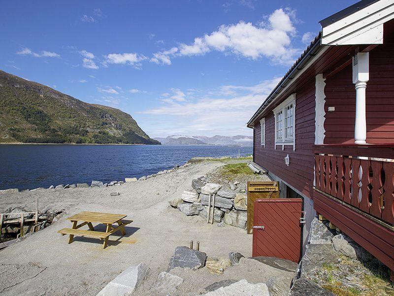 Angelreisen Norwegen 41526 Grendabu Außensitzfläche