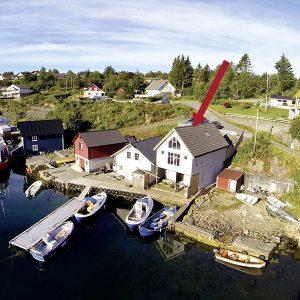 Angelreisen Norwegen 41151 Urangsvåg Ansicht