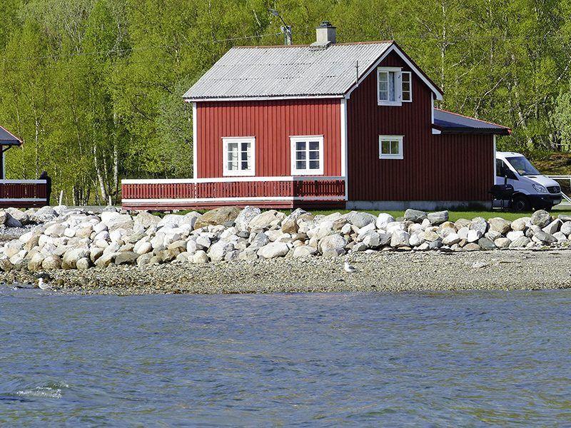 Angelreisen Norwegen 43011 Visthus Rorbuer Einzelansicht