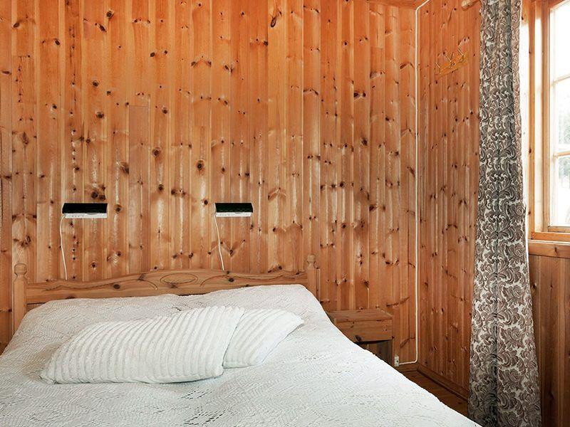Angelreisen Norwegen 43012 Visthus Rorbuer Schlafzimmer