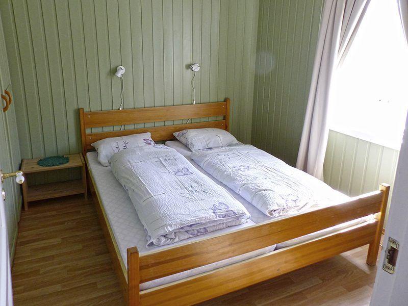 Angelreisen Norwegen 43014 Visthus Rorbuer Schlafzimmer