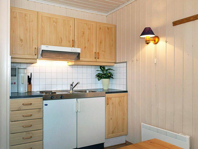 Angelreisen Norwegen 43015-43016 Visthus Rorbuer Küche