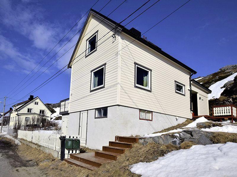 Angelreisen Norwegen 44003 Havøysund Sjøhus Haus3 Ansicht