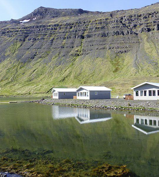 Angelreisen Island 6100 Sudureyri Häuser Typ Standard