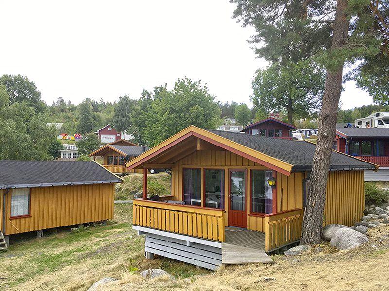 Angelreisen Norwegen 40130-40137 Sørlandet Feriesenter Ansicht