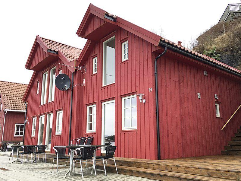 Angelreisen Norwegen 40429 Furre Hytter Ansicht