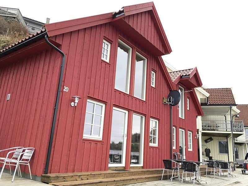 Angelreisen Norwegen 40430 Furre Hytter Ansicht